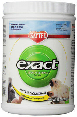 EXACT - Hand Feeding Baby Bird Food - 18 oz. (510 g)
