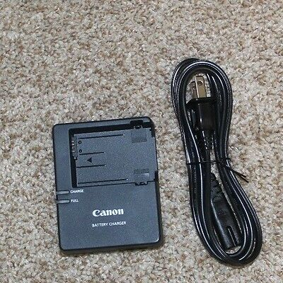 NEW Canon Battery charger with cord LC-E8E