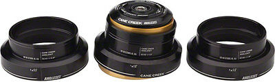 Cane Creek Angleset Straight or Tapered Steerer ZS44/28.6 / EC49/30 and 40