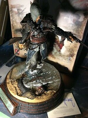 Assassins Creed Black Flag Diorama Deluxe Statue 518/950 Ubicollectible