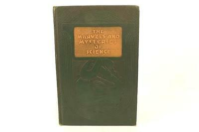 The Marvels And Mysteries Of Science 1943 Hardcover Book by Multiple Authors