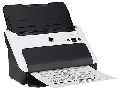 HP ScanJet Pro 3000 S2 Sheetfeed Color Document Scanner USB L2737A