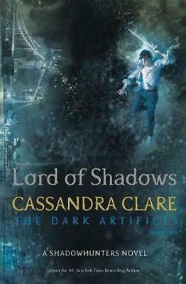 NEW Lord of Shadows  By Cassandra Clare Paperback Free Shipping