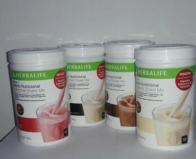 herbalife nutritional shake mix  550 gr *choose your flavor* EXp  04/19 pls read