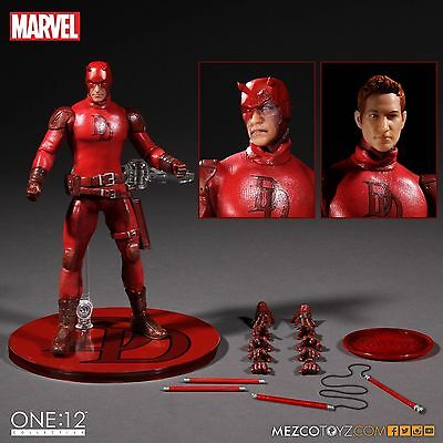 Daredevil - One : 12 Collective Action Figure by Mezco Toyz
