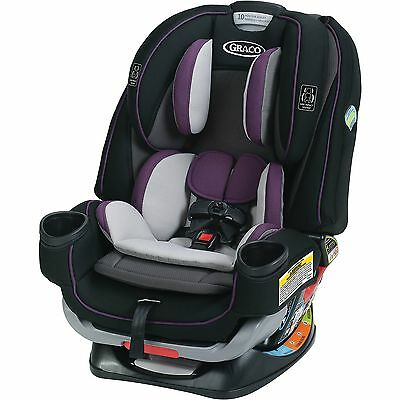 Graco 4Ever Extend2Fit 4-in-1 Convertible Car Seat Jodie