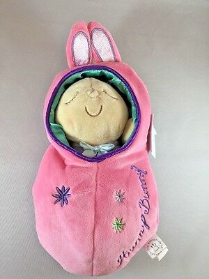 New Manhattan Toy Snuggle Pod Hunny Bunny Toy, Gift, Baby Plush Easter