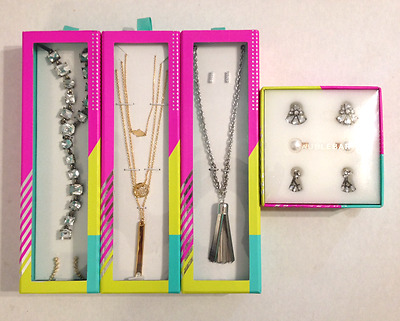 BAUBLEBAR JEWELRY SETS - Necklaces and Earrings (New in Packaging)