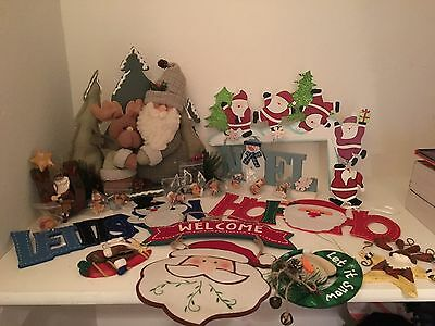Misc. Christmas Items Signs and Ornaments