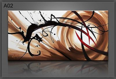 Modern Abstract Hand Painted Canvas Oil Paintings Art for Living Room No Framed