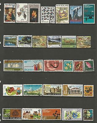 29 New Zealand Stamps used 2