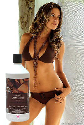 Airbrush Spray Tanning Barrier Cream 32 Oz - Prevent By Tampa Bay Tan