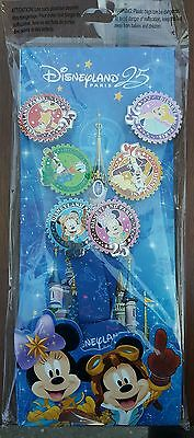 Disneyland Paris Pin's STARTER KIT DE LUXE 25E