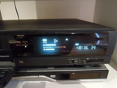 Panasonic Hi Fi Vcr F66 Jog And Shuttle