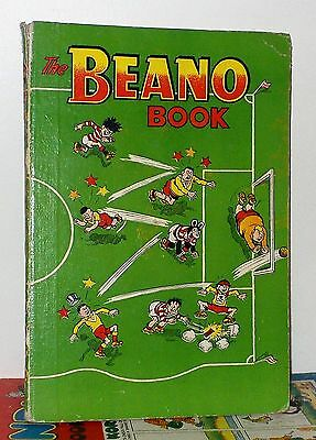 THE BEANO BOOK 1950s ANUAL
