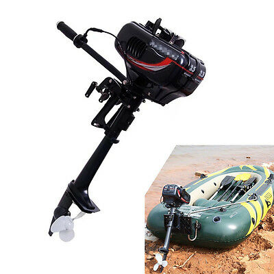 BRAND New Fishing Boat  Engine  2-Stroke Outboard Motor CDI system 2.5kw(3.5HP)