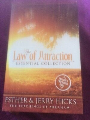 The Law Of Attraction Essential Collection By Esther And Jerry Hicks