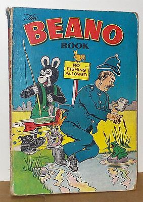 1950s Anual THE BEANO BOOK