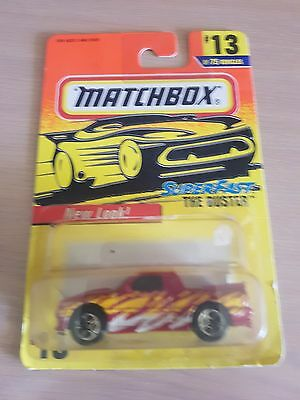 Matchbox The Buster (1997}