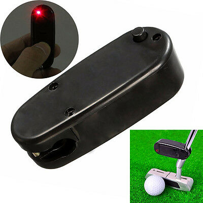 Golf Putter Laser Pointer Trainning Practice Aids Sporting Tool Exercise Games