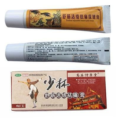 Shaolin Cream Rheumatoid Arthritis Joint Pain Relief Analgesic Balm Ointment BS