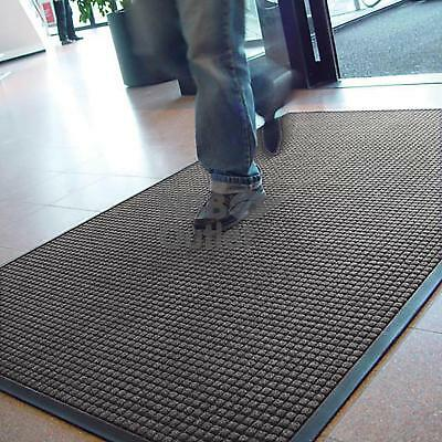 Rubber Anti-Fatigue Heavy Duty Water Guzzler Mat - Industrial Entrance Mat