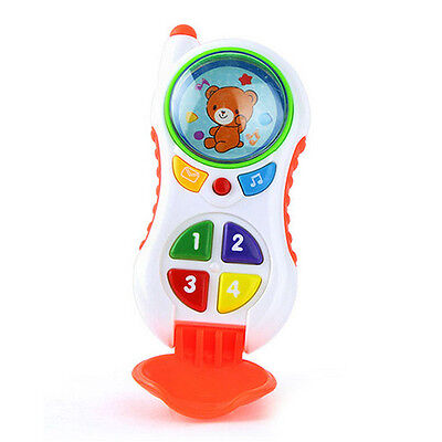 Baby Kids Children Musical Cell Phone Funning Learning Educational Toys Gift UK