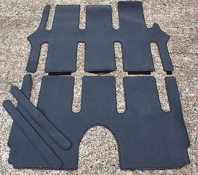 Genuine Mercedes Vito Viano W639 Velour Rear Mats Mat Set 2003-2010 B66560538