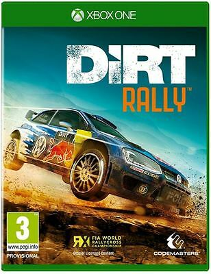 Dirt Rally Xbox One Game - Brand New UK PAL
