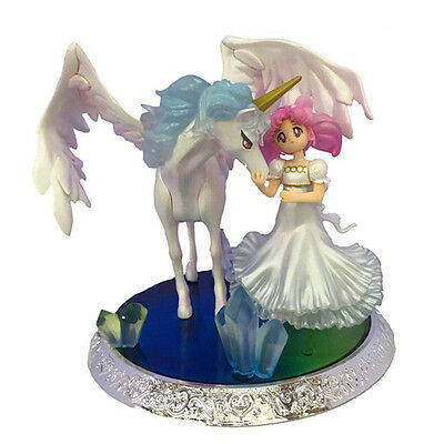 Sailor Moon Zero Tsukino Usagi Small Lady Serenity Wing Horse Figur Figuren NB