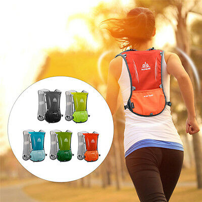 AONIJIE Water Hydration Backpack Bladder Bag Pack For Runing Cycling Sports