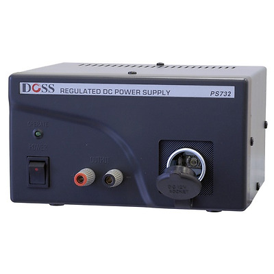 13.8V 2A Regulated Bench Top Dc Power Supply (Lp512)