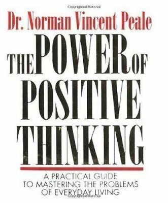 NEW The Power Of Positive Thinking By Dr. Norman Vincent Peale Hardcover