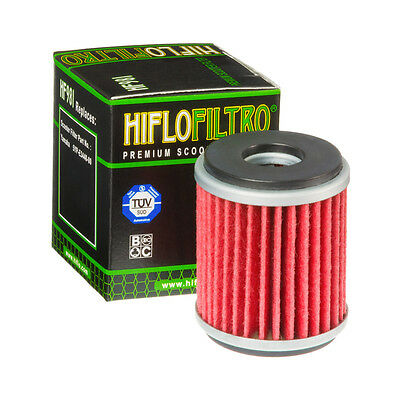 Yamaha VP125 X-City / YP125 R X-Max HifloFiltro OE Quality Oil Filter (HF981)
