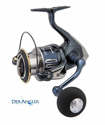 Shimano Twin Power XD C5000XG Salzwasserfeste Spinnrolle Frontbremse