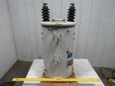 JERRY'S ELECTRIC 25 KVA Pole Mount Transformer 7200/12470Y-120/240 Volt