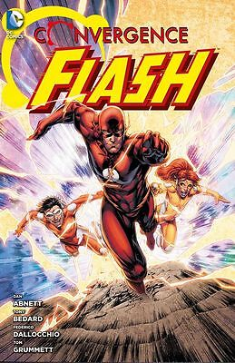 Flash: Convergence - deutsch - Panini - NEUWARE