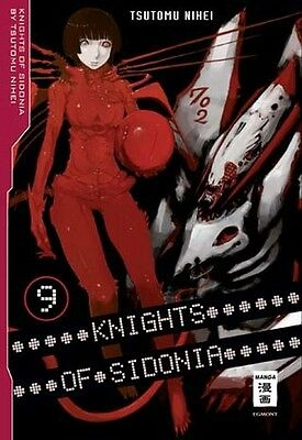Knights of Sidonia 9 - Deutsch - EMA / Egmont - NEUWARE
