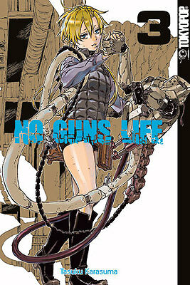 No Guns Life 3 - Deutsch - Tokyopop - NEUWARE