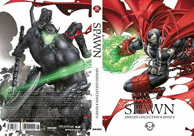 Spawn Origins Collection 8 - Deutsch - Panini - NEUWARE
