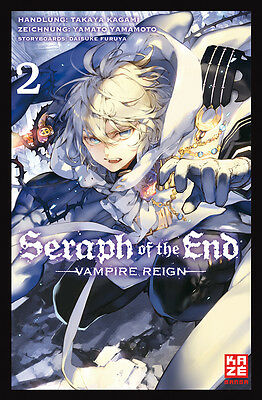 Seraph of the End - Vampire Reign 2 - Deutsch - KAZE - Manga - NEUWARE