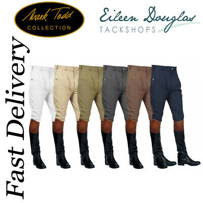 Mark Todd Mens Auckland Breeches ***ALL SIZES***