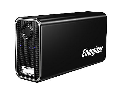 Energizer UE2602 Power Bank For Smartphones & Tablets, 2600mAh Portable Charger