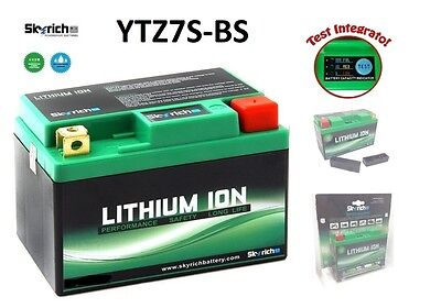 Skyrich Batteria Litio Ytz7S Bs Battery Lithium Yamaha Yzf 1000 R1M 2015-2016
