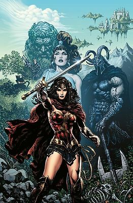 Wonder Woman 1 (Rebirth): Die Lügen - Deutsch - Panini - NEUWARE