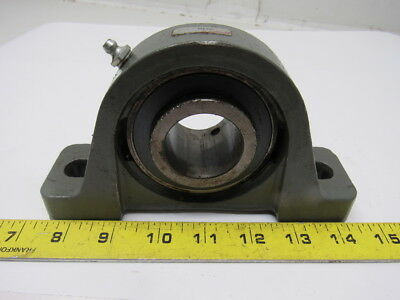 "Browning VPS-224 Cast iron Pillow Block Bearing 1-1/2"" Bore 2 Bolt Base"