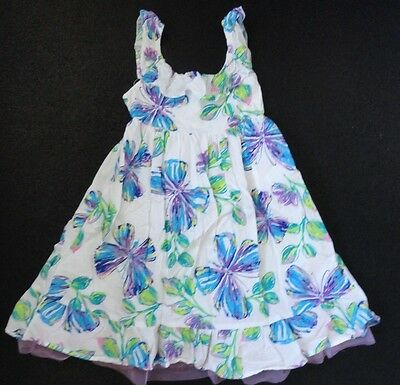 ***The Children's Place girls size 12 butterfly print party Summer dress!!!***