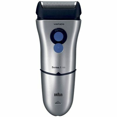 Braun Series 1 150S Electric Rechargeable Shaver