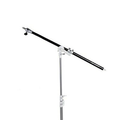 """Selens 120cm 48"""" Air Cushioned Adjustable Extension Pole Boom Arm Fr Light Stand"""