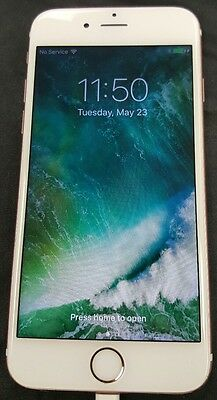 Apple iPhone 6s - 16GB - Rose Gold (T-Mobile) Smartphone CLEAN IMEI (ESN)